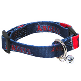 Los Angeles Angels Cat Adjustable Safety Collar w/ Bell