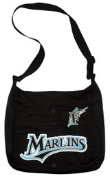 Florida Marlins Baseball Jersey Tote Purse