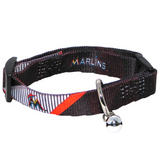 Miami Marlins Cat Adjustable Safety Collar w/ Bell