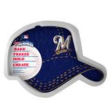 Milwaukee Brewers Baseball Cap Cake Pan