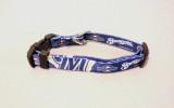 Milwaukee Brewers Dog Pet Adjustable Nylon Collar