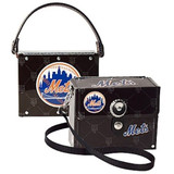 New York Mets Fanatic License Plate Purse