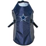Dallas Cowboys Dog Pet Premium Reflective Jacket