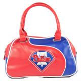 Philadelphia Phillies Perf-ect Bowler Purse Handbag