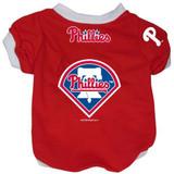 Philadelphia Phillies Dog Pet Baseball Jersey Alternate