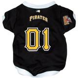 Pittsburgh Pirates Dog Pet Baseball Jersey