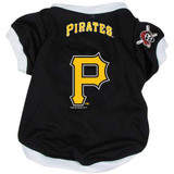 Pittsburgh Pirates Dog Pet Baseball Jersey Alternate