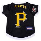 Pittsburgh Pirates Dog Pet Premium Baseball Jersey Alternate