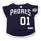 San Diego Padres Dog Pet Premium Baseball Jersey