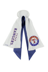 Texas Rangers Ponytail Holder Hair Tie Ribbon