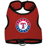 Texas Rangers Dog Pet Premium Mesh Vest Harness