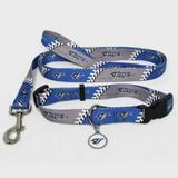 Toronto Blue Jays Dog 3pc Pet Set Leash Collar ID Tag