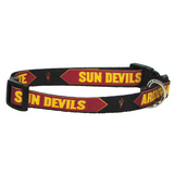Arizona State Sun Devils Dog Pet Adjustable Nylon Collar
