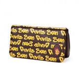 Arizona State Sun Devils Graffiti Clutch Purse Bag