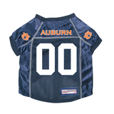 Auburn Tigers Dog Pet Premium Mesh Football Jersey