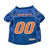Boise State Broncos Dog Pet Premium Mesh Football Jersey