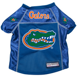 Florida Gators Dog Pet Premium Alternate Mesh Football Jersey