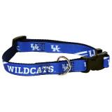 Kentucky Wildcats Dog Pet Premium Adjustable Nylon Collar