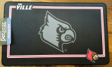 Louisville Cardinals Dog Pet Neoprene Bowl Mat Placemat