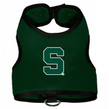 Michigan State Spartans Dog Pet Premium Mesh Vest Harness