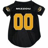 Missouri Mizzou Tigers Dog Pet Mesh Football Jersey