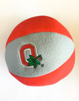 Ohio State Buckeyes Baby Plush Toy Ball