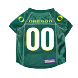 Oregon Ducks Dog Pet Premium Mesh Football Jersey