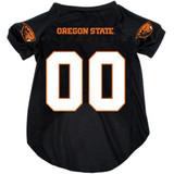 Oregon State Beavers Dog Pet Mesh Football Jersey