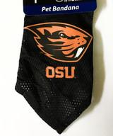 Oregon State Beavers Dog Pet Mesh Football Jersey Bandana