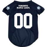 Toronto Maple Leafs Dog Pet Mesh Alternate Hockey Jersey