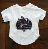 San Jose Sharks Dog Pet Performance Tee T-Shirt