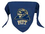Pittsburgh Pitt Panthers Dog Pet Mesh Football Jersey Bandana