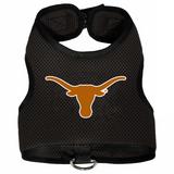 Texas Longhorns Dog Pet Premium Mesh Vest Harness