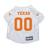 Texas Longhorns Dog Pet Premium Mesh Football Jersey