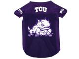 Texas Christian TCU Horned Frogs Dog Pet Mesh Alternate Football Jersey