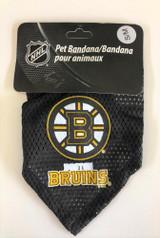 Boston Bruins Dog Pet Mesh Hockey Jersey Bandana