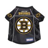 Boston Bruins Dog Pet Premium Mesh Hockey Jersey