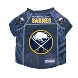 Buffalo Sabres Dog Pet Premium Mesh Hockey Jersey