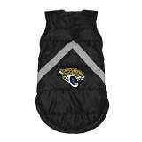 Jacksonville Jaguars Dog Pet Premium Puffer Vest Reflective Jacket