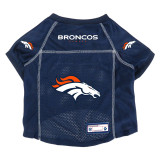 Denver Broncos Dog Pet Premium Alternate Mesh Football Jersey LE