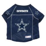 Dallas Cowboys Dog Pet Premium Alternate Mesh Football Jersey LE