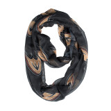 Anaheim Ducks Sheer Infinity Fashion Scarf