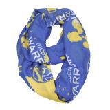 Golden State Warriors Paint Spatter Scarf