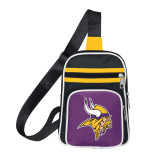 Minnesota Vikings Mini Cross Purse Sling Bag