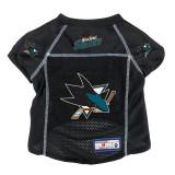 San Jose Sharks Dog Pet Premium Mesh Hockey Jersey LE