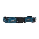 San Jose Sharks Dog Pet Adjustable Nylon Logo Collar