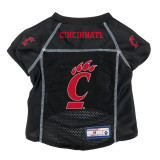 Cincinnati Bearcats Dog Pet Premium Alternate Mesh Football Jersey LE