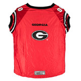 Georgia Bulldogs Dog Premium Football Jersey BIG DOGS!