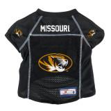 Missouri Mizzou Tigers Dog Pet Premium Alternate Mesh Football Jersey LE