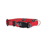 NC State Wolfpack Dog Pet Adjustable Nylon Logo Collar
